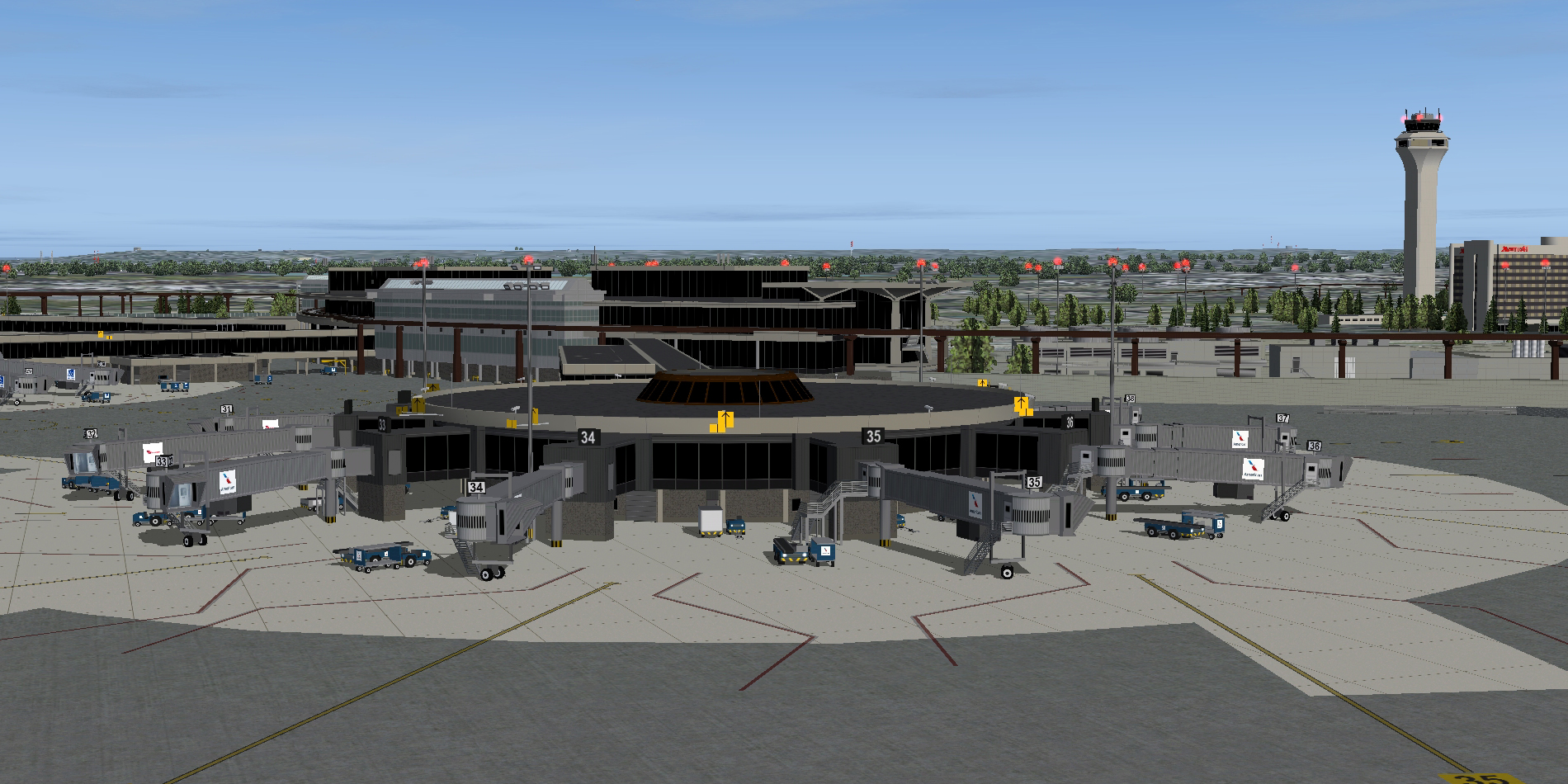 BLUEPRINT - KEWR NEWARK LIBERTY INTERNATIONAL FS2004