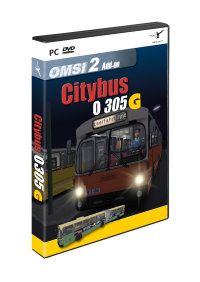 OMSI 2 - ADD-ON CITYBUS O305G