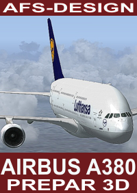 AFS-DESIGN - AIRBUS A380 FAMILY V2 P3D