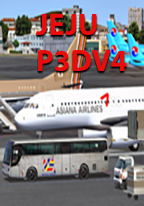 PACIFIC ISLANDS SIMULATION - JEJU INTERNATIONAL P3D