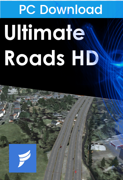 FSDP SIMULATIONS - ULTIMATE ROADS HD FSX P3D