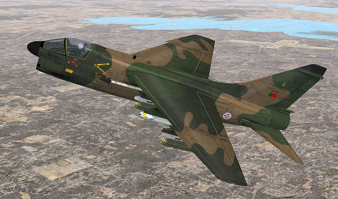 RAZBAM - VOUGHT A-7 CORSAIR II VOL II