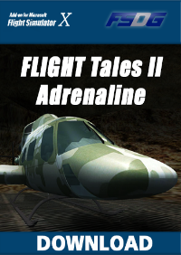 AEROSOFT - FLIGHT TALES II ADRENALINE FSX (DOWNLOAD)