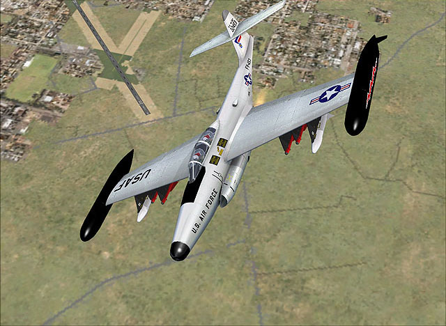VIRTAVIA - F-89 SCORPION FSX STEAM EDITION DLC