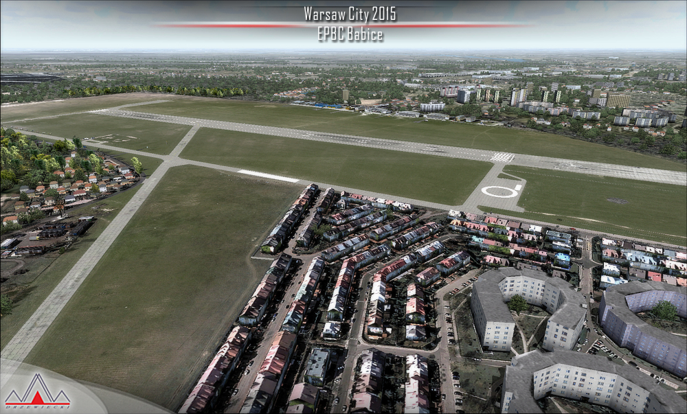 DRZEWIECKI DESIGN - ALL FS2004 POLISH SCENERIES