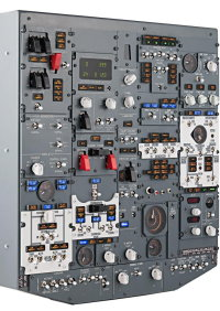 SIM ON SOLUTION - B737 OVERHEAD PANEL (FORWARD) PLUG&PLAY