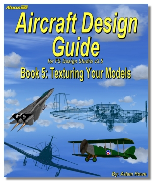 ABACUS - AIRCRAFT DESIGN GUIDE BOOK 5 - TEXTURING YOUR MODELS PDF