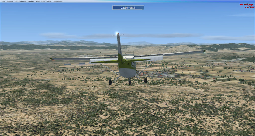 RAS - FLY THE CESSNA 172 VOL.2 – 100% NAVIGATION – 100% CHALLENGE