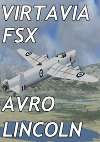 VIRTAVIA - AVRO LINCOLN FSX
