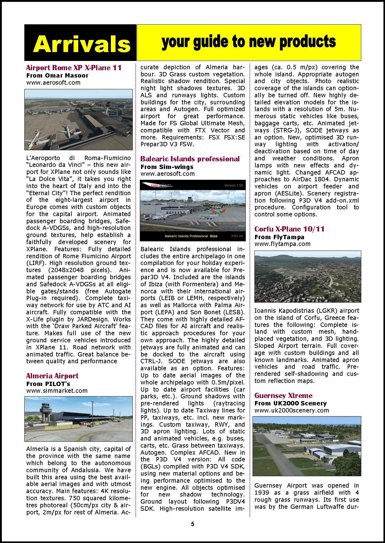 PC PILOTS IRELAND - PC FLIGHT MAGAZINE - JUNE 2018 ISSUE