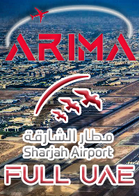 ARIMA - SHARJAH INTL + UAE PHOTOREAL ULTIMATE P3DV4.5+ P3DV5