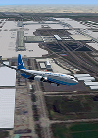 SALANDO STUDIO - ZSPD - SHANGHAI PUDONG INTERNATIONAL AIRPORT, CHINA FSX P3D