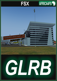 AFRICA4FS -  ROBERTS INTERNATIONAL AIRPORT GLRB FSX