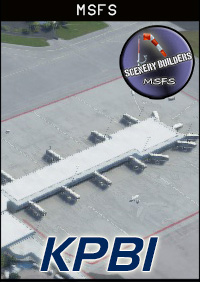 FSXCENERY - KPBI WEST PALM BEACH MSFS