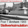 SIGNALSOFT RAIL CONSULTANCY LTD. - SIGNALSOFT - POST T ARNHEM 1965