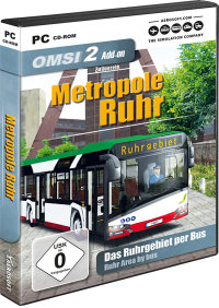 OMSI 2 - ADD-ON METROPOLE RUHR