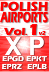 DRZEWIECKI DESIGN - POLISH AIRPORTS VOL1 XP V2 X-PLANE 10 /11