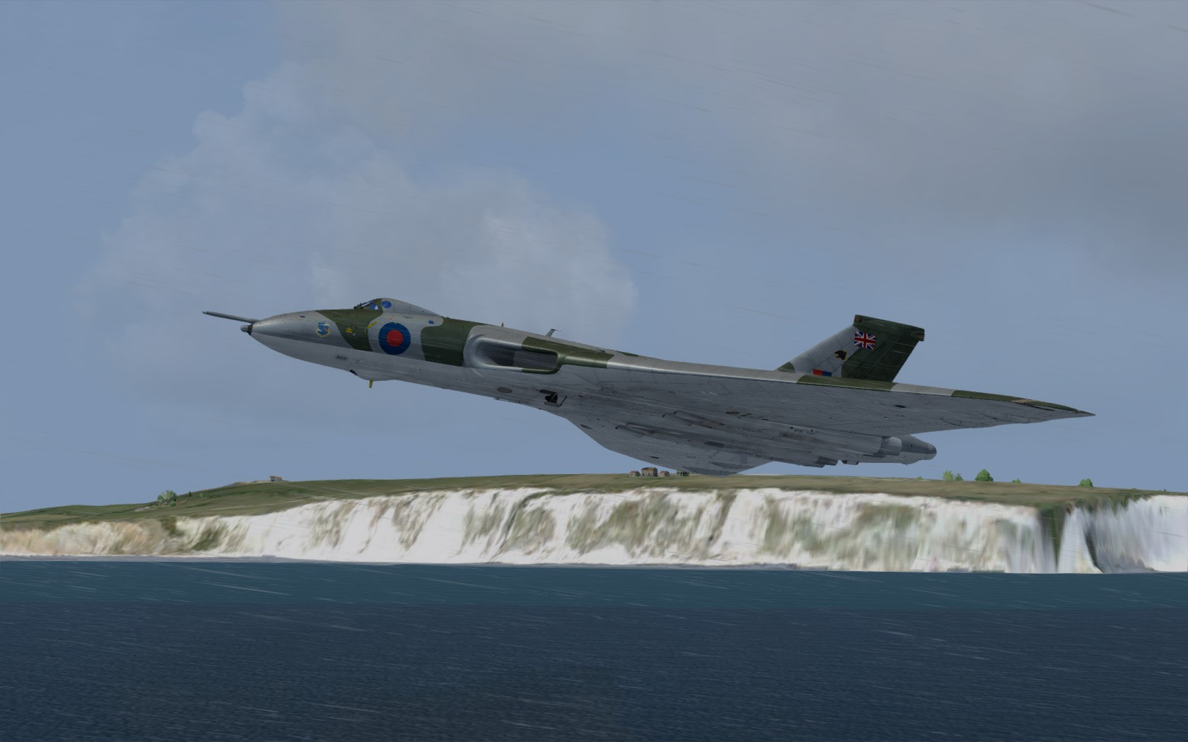 JUSTFLIGHT - VFR REAL SCENERY NEXGEN 3D VOL 1 SOUTHERN ENGLAND & SOUTH WALES FSX P3D