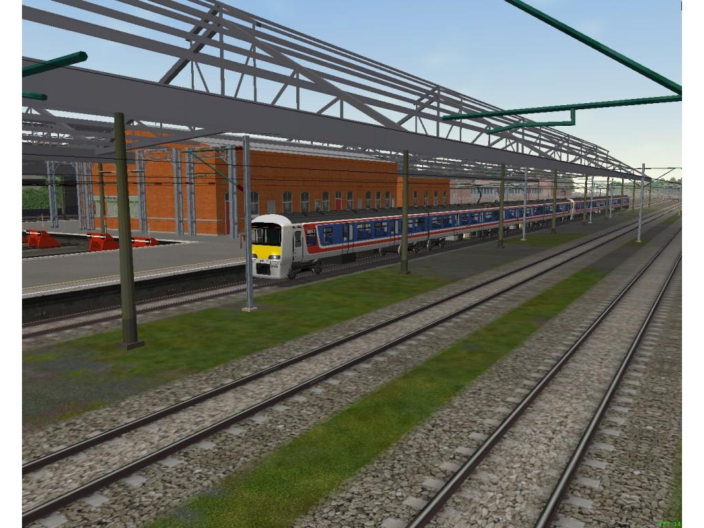 FIRST CLASS SIMULATIONS - WEST COAST EXPRESS