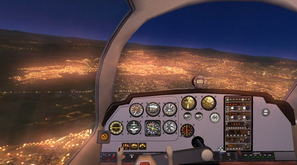 TABURET - FSX P3D NIGHT3D COLOMBIA ECUADOR