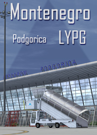 MACHINE WASHING DESIGN - MONTENEGRO PODGORICA LYPG FSX P3D