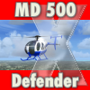 NEMETH DESIGNS - MD 500 DEFENDER FSX