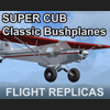 FLIGHT REPLICAS - SUPER CUB - 经典丛林飞机 FSX P3D