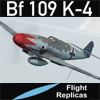 FLIGHT REPLICAS - MESSERSCHMITT BF-109K-4 FOR FSX