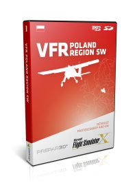 SIMDESIGN - VFR POLAND REGION SW FSX P3D (DOWNLOAD)