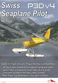 DFS - SWISS SEAPLANE PILOT P3D V4 (DOWNLOAD)