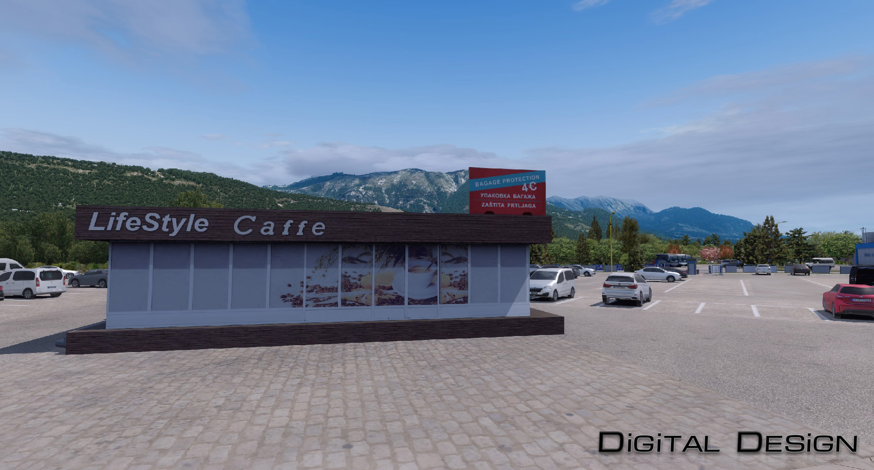 DIGITAL DESIGN - TIVAT P3D4