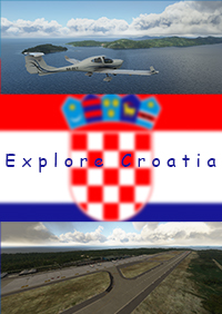 EXPLORE CROATIA - BUSH TRIP MSFS