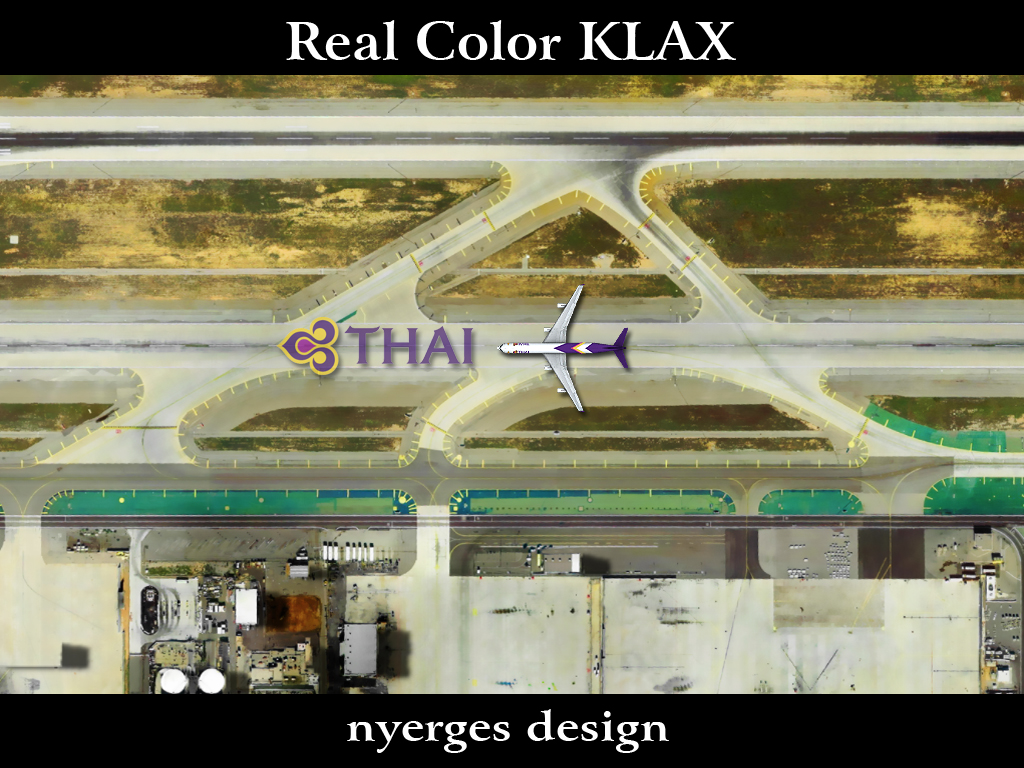 REAL COLOR KLAX