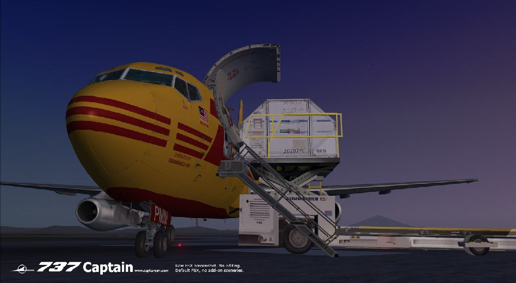 CAPTAIN SIM - 737 CAPTAIN - 737-200C/F EXPANSION FSX