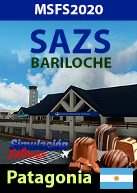 SAZS BARILOCHE INTERNATIONAL AIRPORT MSFS
