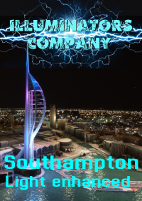ILLUMINATORS - SOUTHAMPTON AND PORTSMOUTH NIGHT LIGHT ENHANCED MSFS