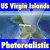 TABURET - US VIRGIN ISLANDS PHOTOREALISTIC