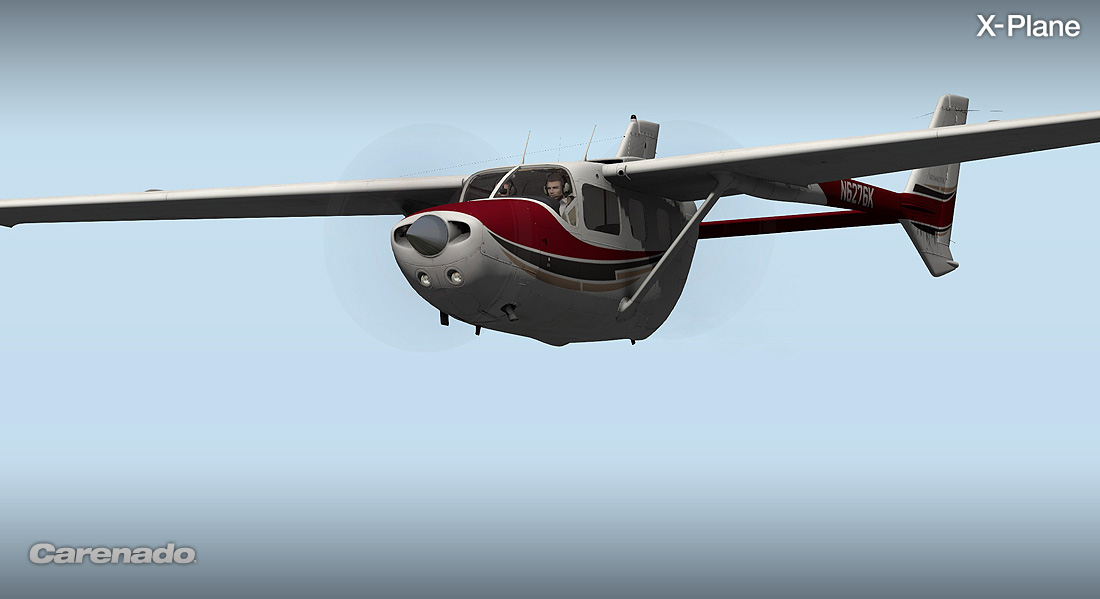 CARENADO - C337H SKYMASTER HD SERIES X-PLANE 10