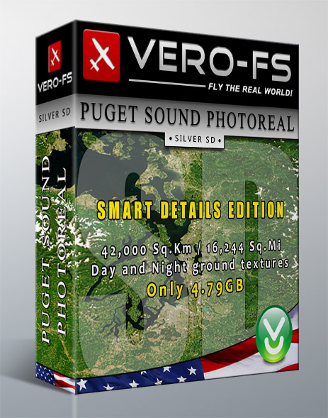 VERO - PUGET SOUND PHOTOREAL - SMART DETAILS EDITION
