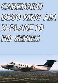 CARENADO - B200 KING AIR HD SERIES X-PLANE 10