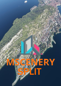 MSCENERY - SPLIT CITY MSFS