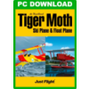 JUSTFLIGHT - TIGER MOTH FLOAT & SKI DOUBLE PACK