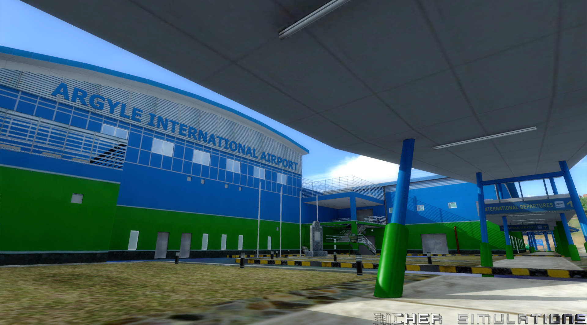 RICHER SIMULATIONS - CARIBSKY: ST. VINCENT 2019 FSX P3D