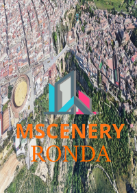 MSCENERY - RONDA CITY MSFS