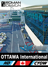 ROMAN DESIGN - CYOW OTTAWA MACDONALD-CARTIER INTERNATIONAL AIRPORT - MSFS