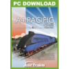 JUSTTRAINS - A4 PACIFIC CLASS