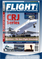 FLIGHT! MAGAZIN - AUSGABE 08 2012