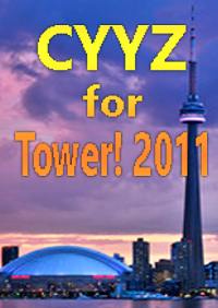 TORONTO PEARSON INTERNATIONAL AIRPORT FOR TOWER! 2011