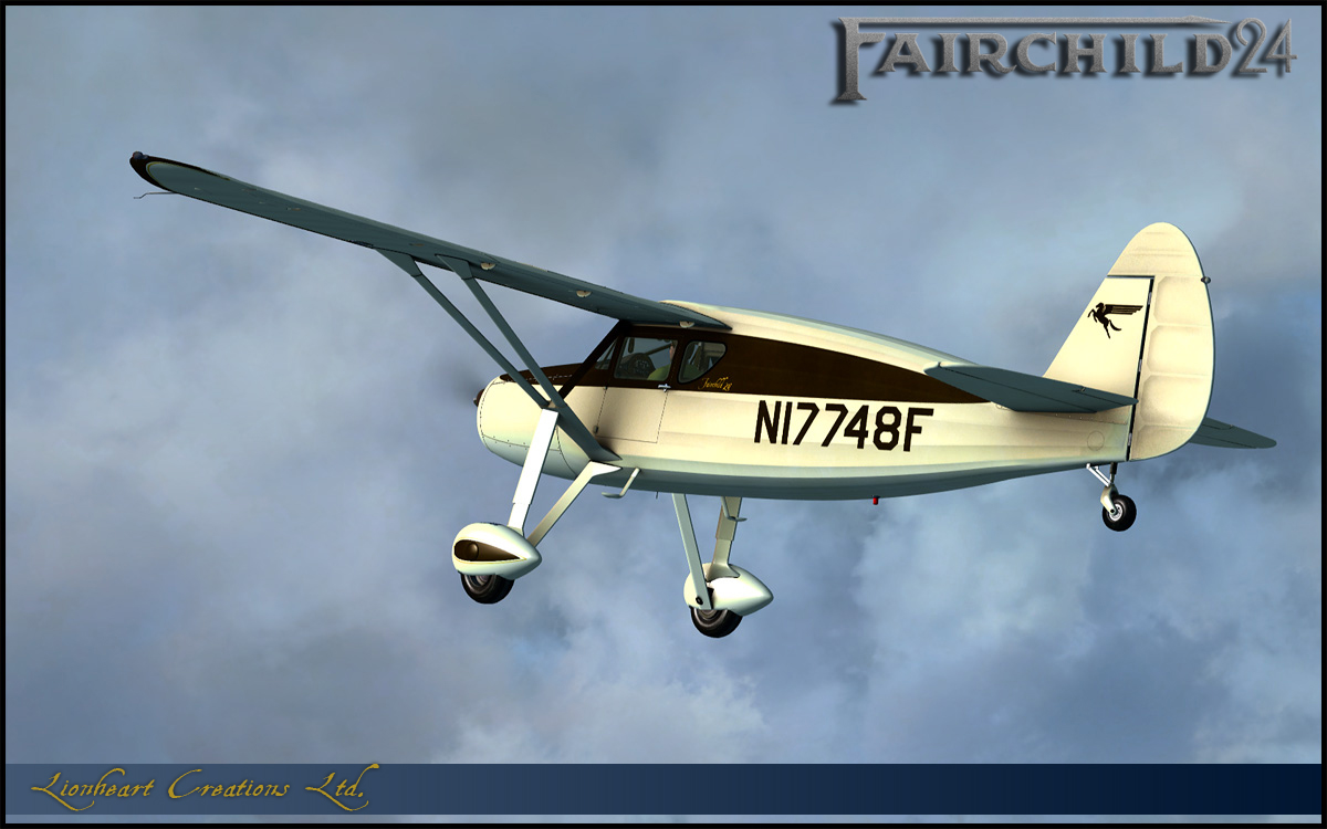 LIONHEART - FAIRCHILD 24 SERIES FSX P3D