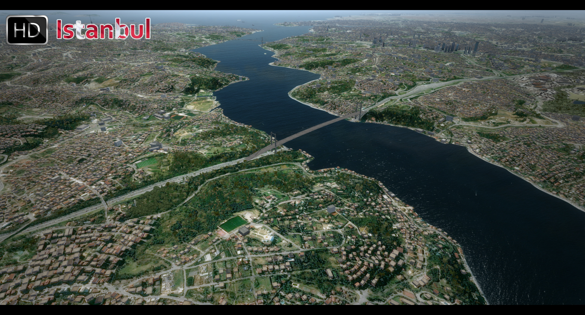 PREALSOFT - HD CITIES ISTANBUL FSX P3D